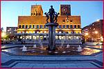 Oslo Städtereise